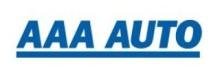 Logo  AAA Auto - České Budějovice