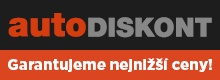 Logo Autobazar AUTO DISKONT s.r.o. - pobočka České Budějovice