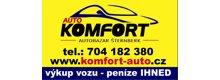 Logo Autobazar KOMFORT Auto