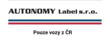 Logo Autobazar AUTONOMY Label s.r.o.