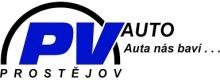 Logo Autobazar / Autosalon PV – AUTO spol. s r.o.