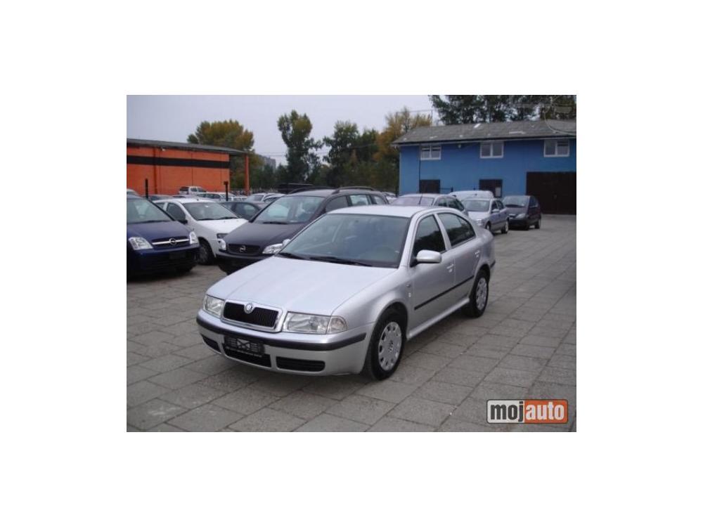 Škoda Octavia 1.9TDI 110KS