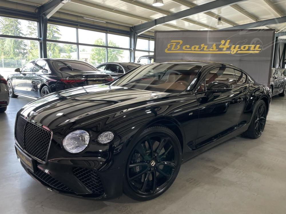 Prodám Bentley Continental 4.0 V8 405kW MULLINER BLACK!!!