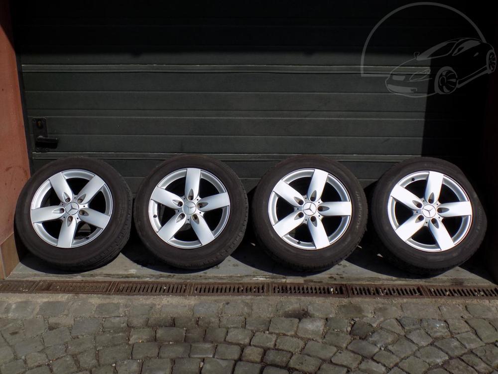 Prodám Mercedes-Benz SLK ALUKOLA