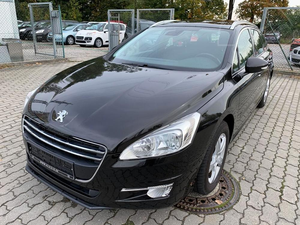 Prodám Peugeot 508 2.0 HDI 120 kW panorama