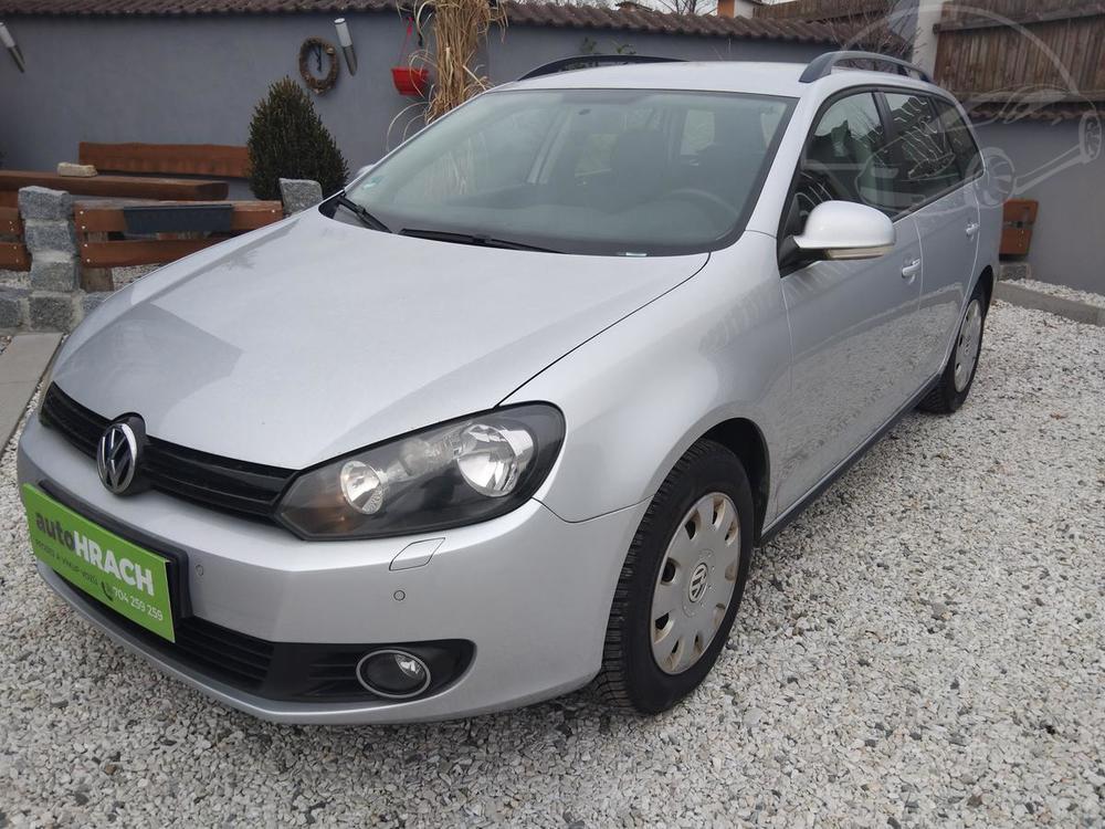 Prodám Volkswagen Golf VI aut. 7 st. DSG - NOVÁ STK