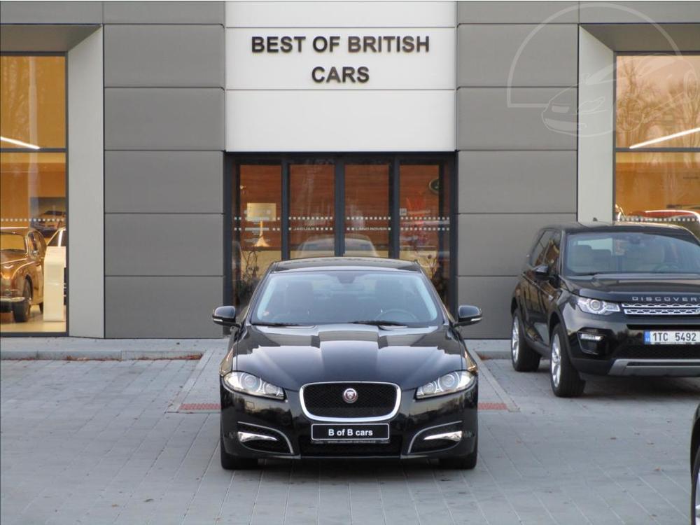 Prodám Jaguar XF 3,0 d V6 177kW R-Sport DPH!