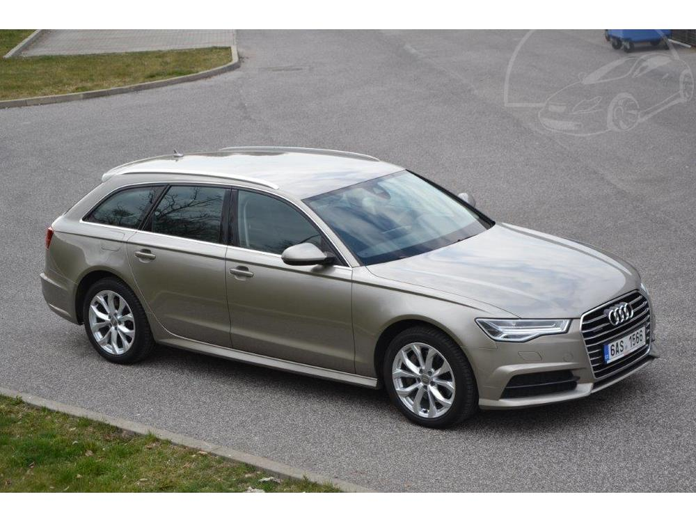 Prodám Audi A6 Avant 3.0 TDI 200 kW quattro
