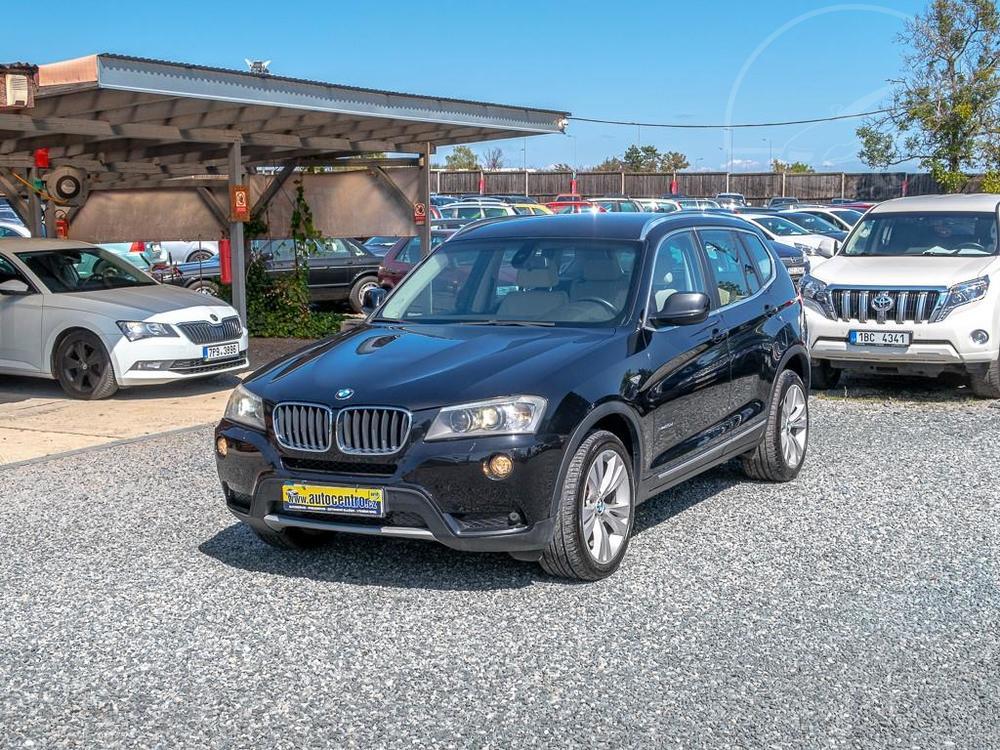 Prodám BMW X3 2.0D 135KW NAVI – PNEU