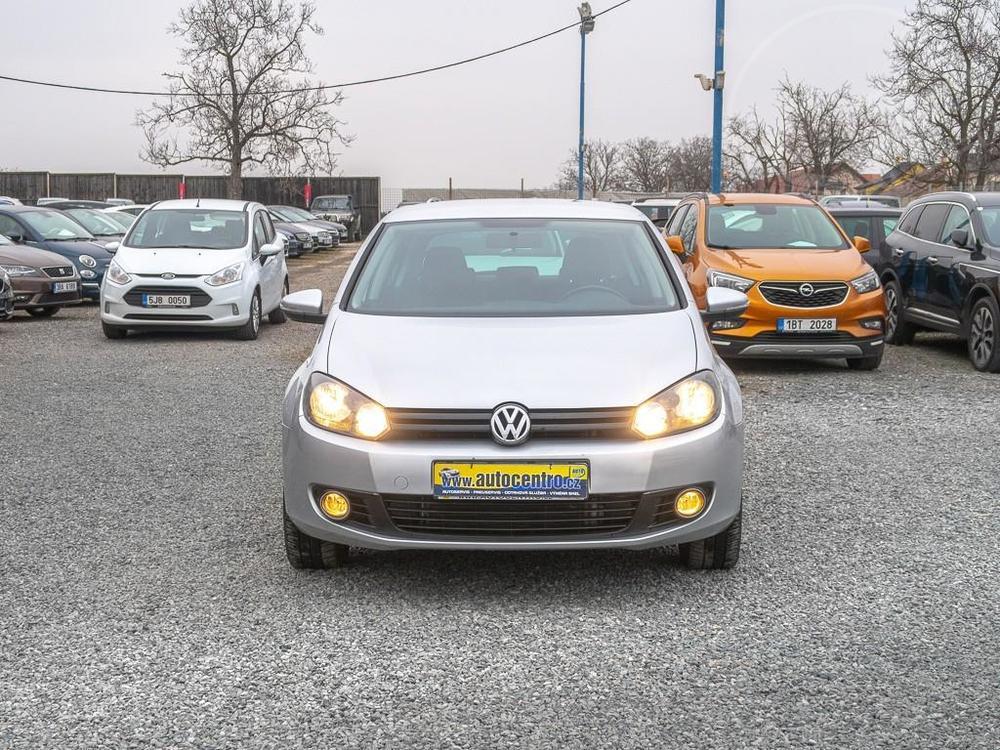 Volkswagen Golf ČR 1.6TDI 77KW – KM CEBIA