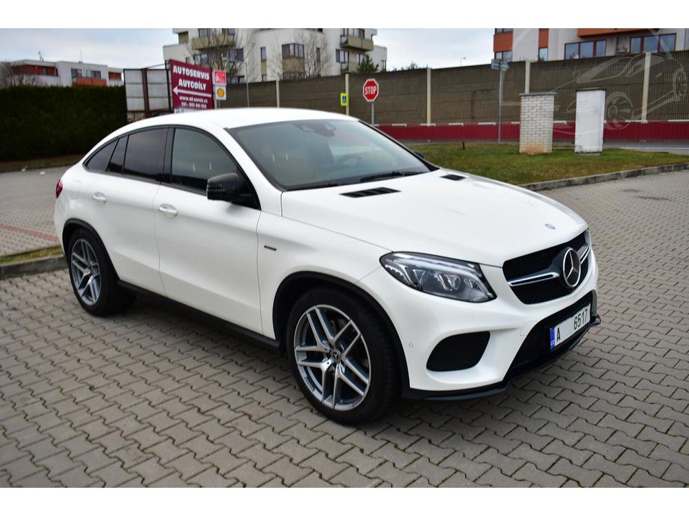 Prodám Mercedes-Benz GLE 43 AMG 4M Coupe,Har,Dis,Keyl