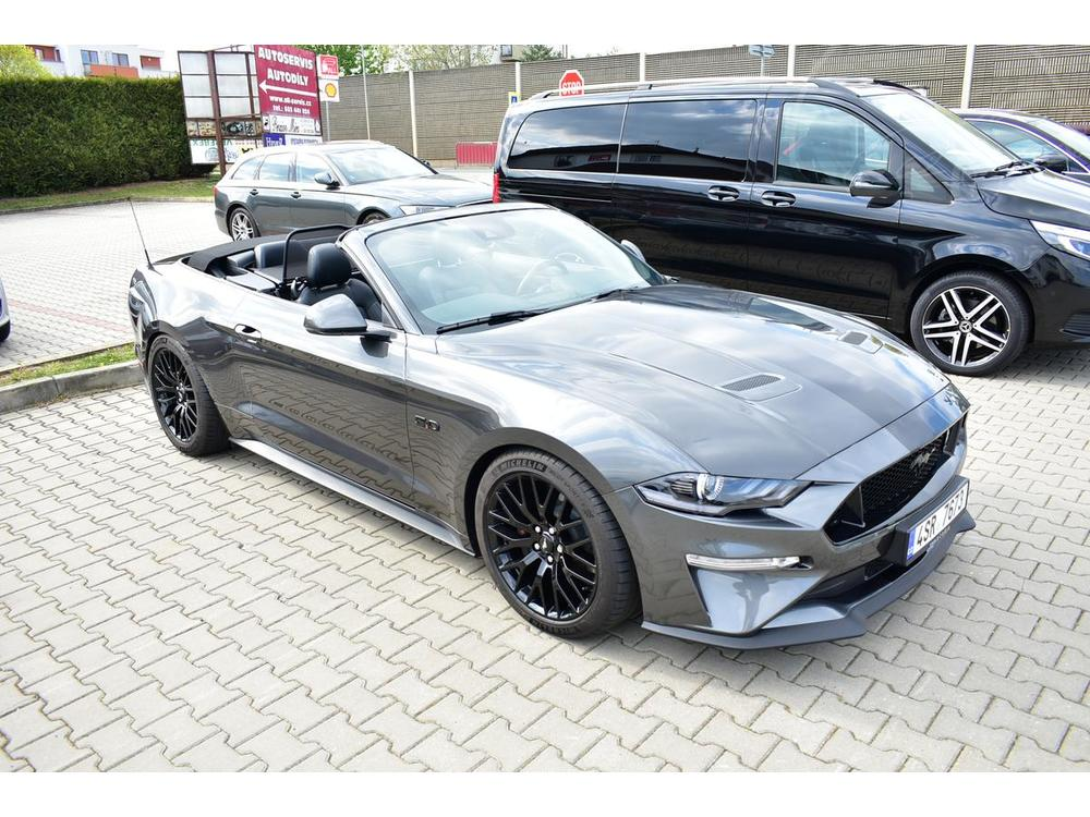 Prodám Ford Mustang 5.0 GT V8,Cabrio,zá.7let ROUSH