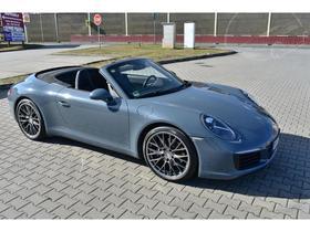 Porsche 911 Cabrio,CARBONPAKET,Větraná sed