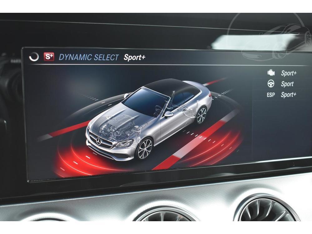 Mercedes-Benz E 220 d AMG Cabrio,LED ,Airscraf