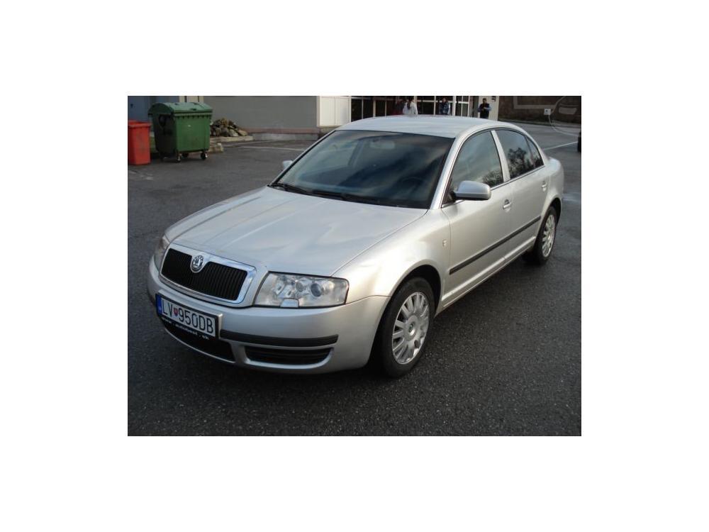 Prodám Škoda Superb 1,8 T