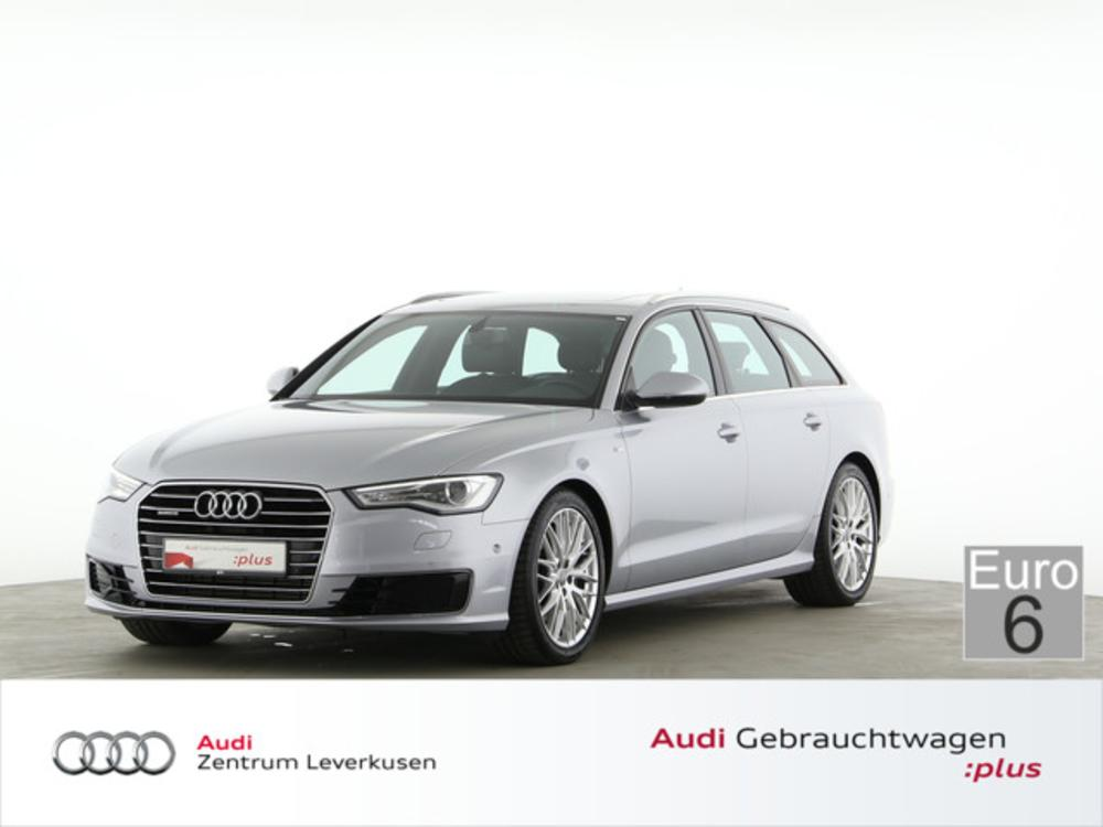 Prodám Audi A6 Avant 3.0 qu line S TRONIC NAVI AHK EURO6