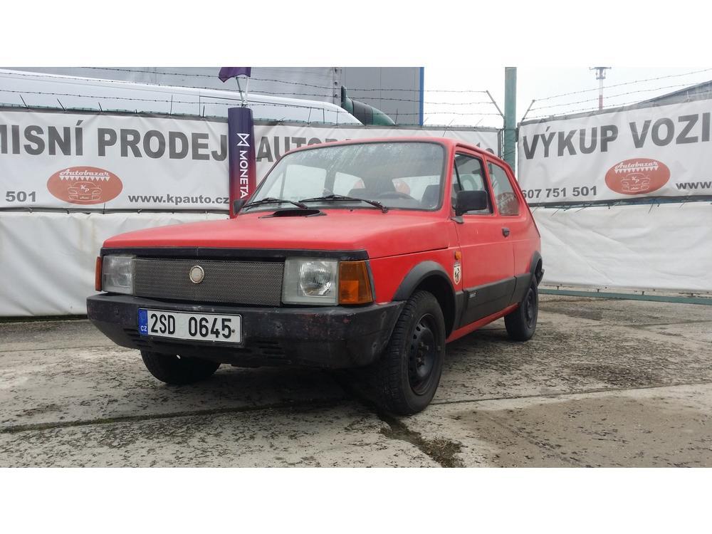 Prodám Fiat 127 EKO PLACENO