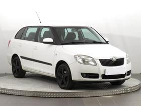Prodej Škoda Fabia 1.4 TDI, Klima, El. okna