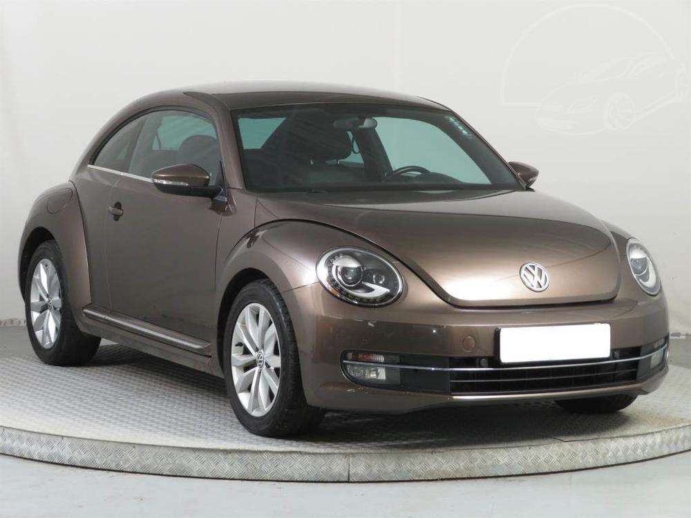 Prodám Volkswagen Beetle 1.2 TSI, ČR,2.maj, Serv.kniha
