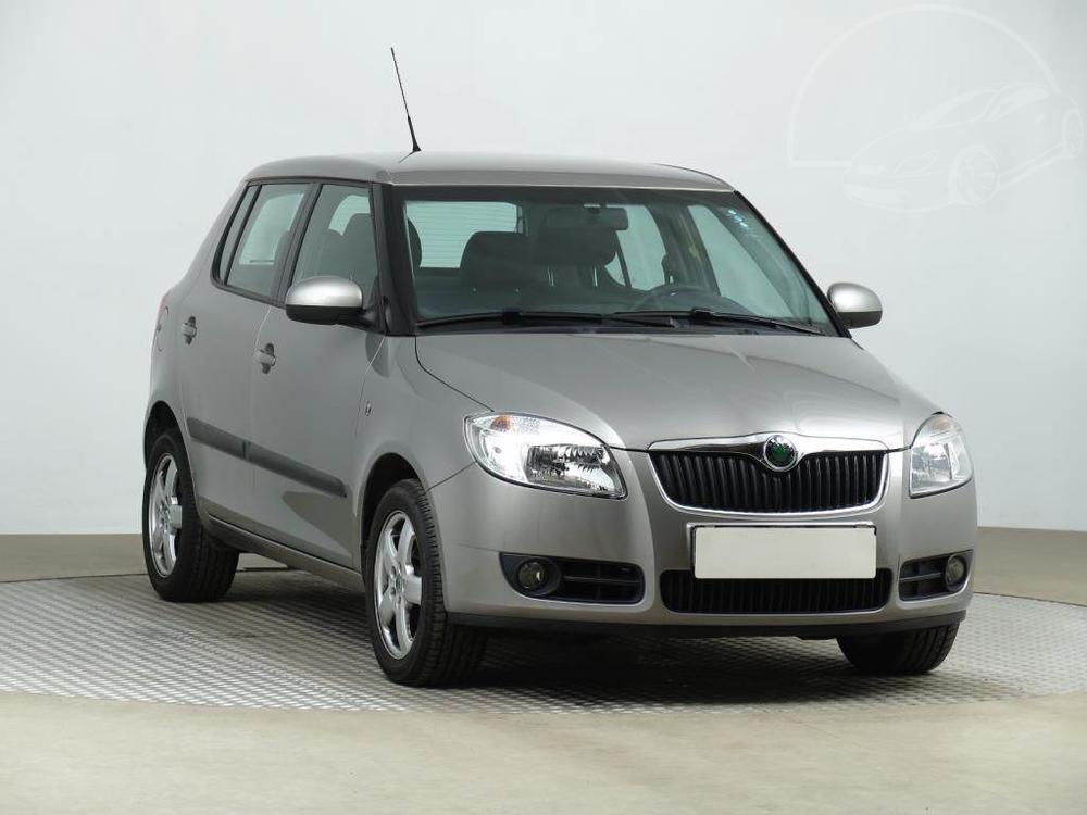 Prodám Škoda Fabia 1.2, Eko.zaplacen, Klima