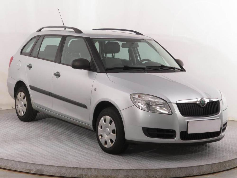 Prodám Škoda Fabia 1.4 TDI, Serv.kniha