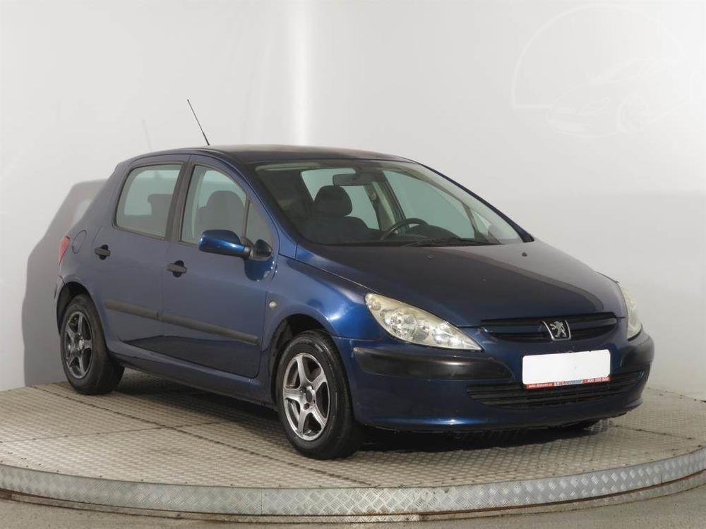 Prodám Peugeot 307 1.4 HDI, Eko.zaplacen