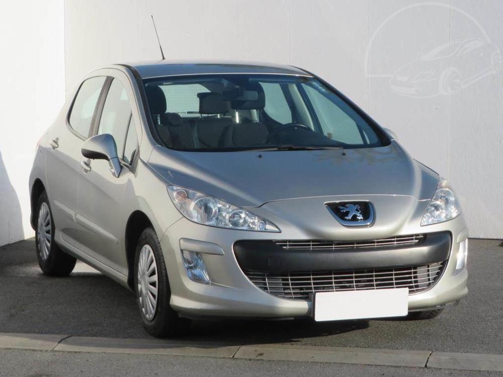 Prodám Peugeot 308 1.6 VTi, ČR,2.maj, Serv.kniha