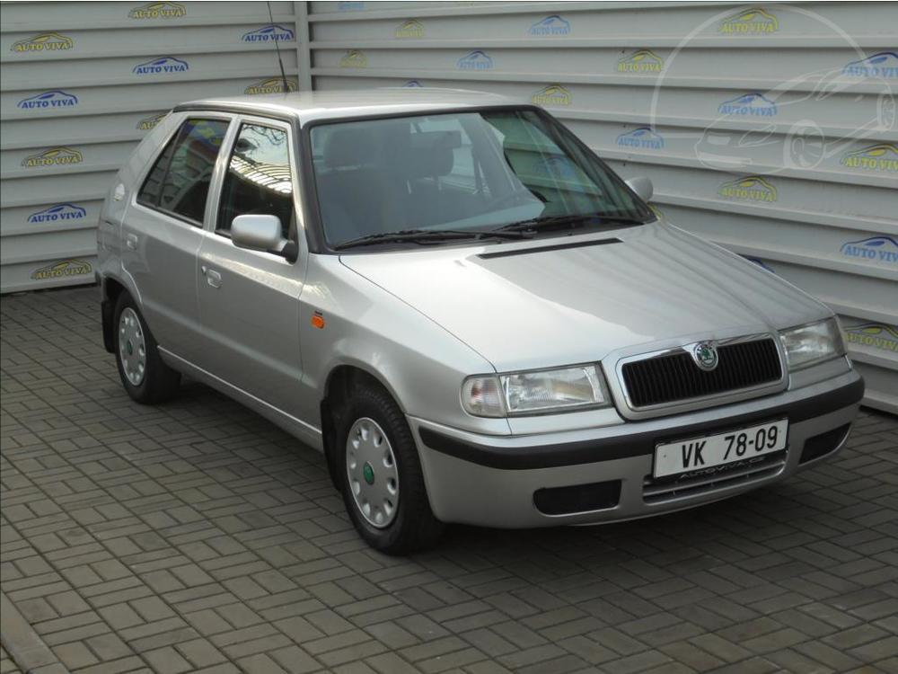 Prodám Škoda Felicia 1,3 MPi Akční model TRUMF