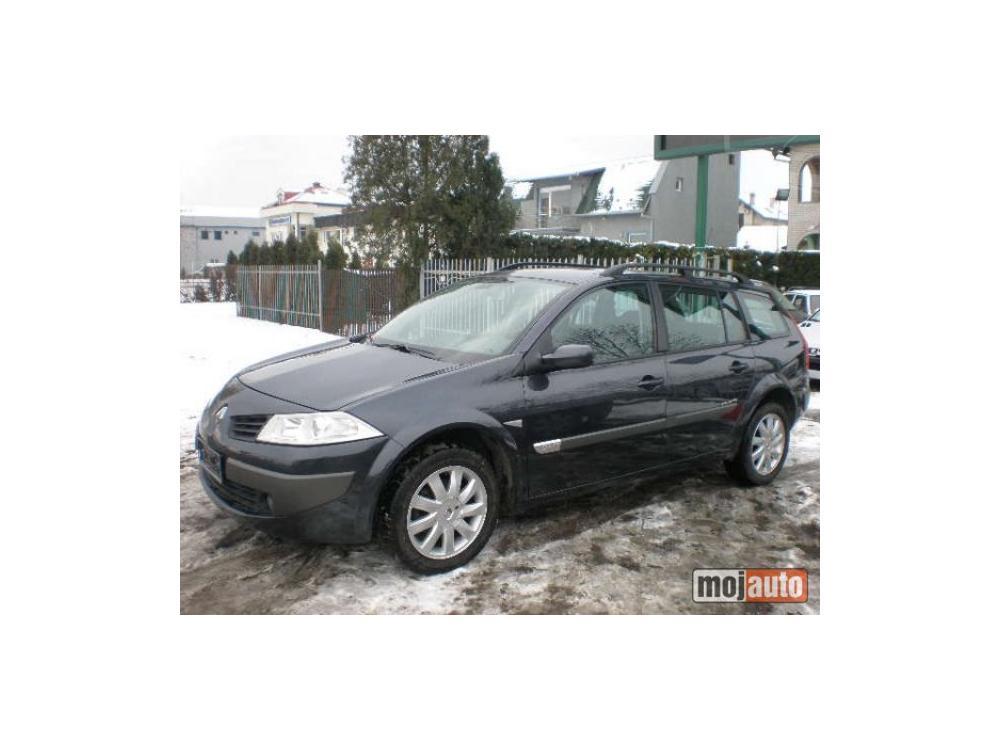 Prodám Renault Megane 1.9 DCI DINAMIQ