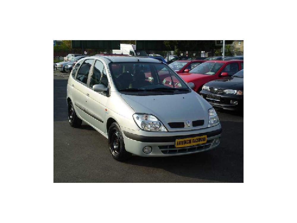 Prodám Renault Scenic 1.6 16V Privilége Confo