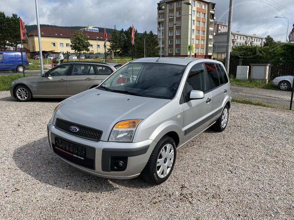 Prodám Ford Fusion 1.4,zadáno