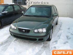 Hyundai Elantra 2.0 CRDI