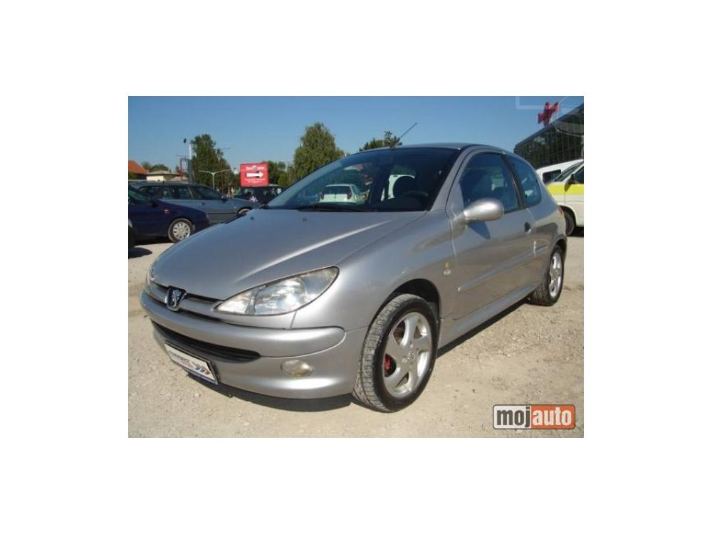 Prodám Peugeot 206 1.4