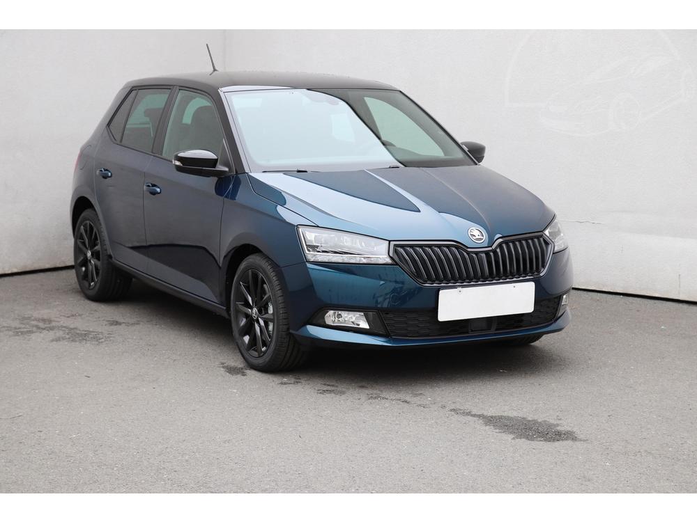 Prodám Škoda Fabia III 1.0 TSi Serv.kniha, ČR
