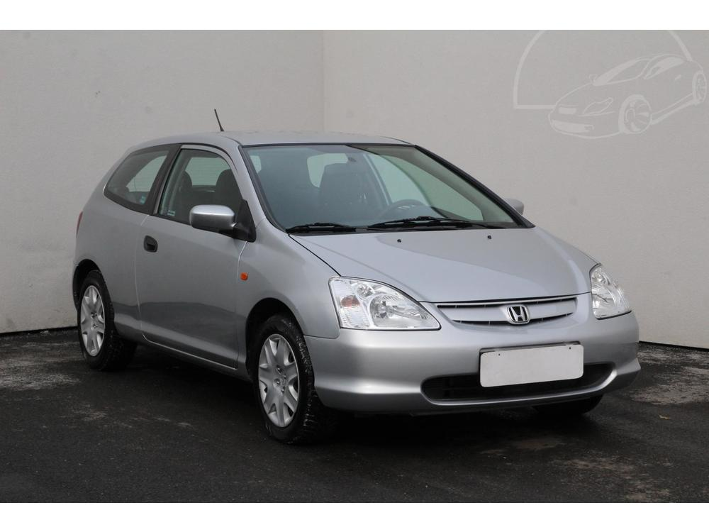 Prodám Honda Civic 1.4 16 V, ČR