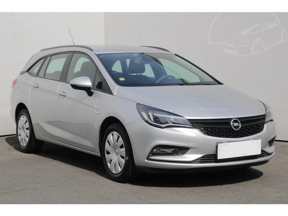 Prodám Opel Astra 1.6 CDTi 1.maj Serv.kniha