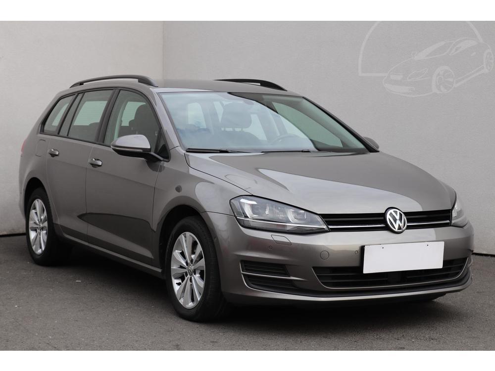 Prodám Volkswagen Golf 1.6 TDi 1.maj Serv.kniha, ČR