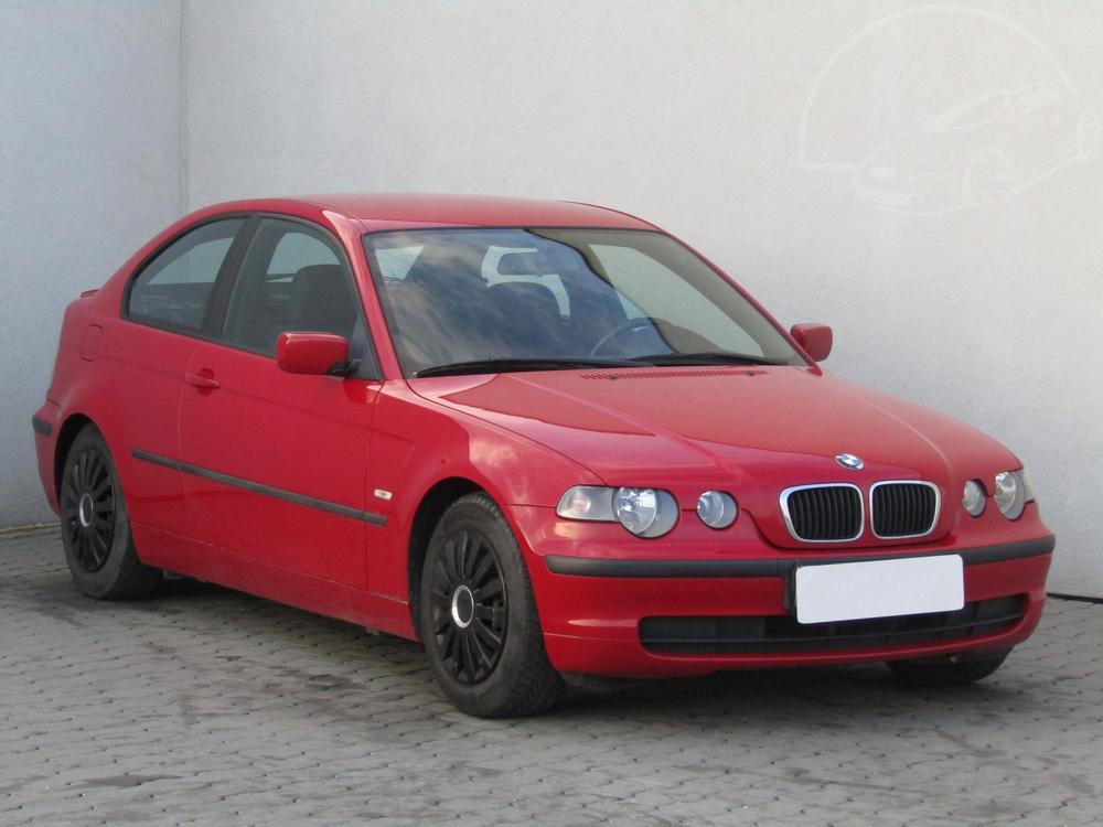 Prodám BMW 3 1.8