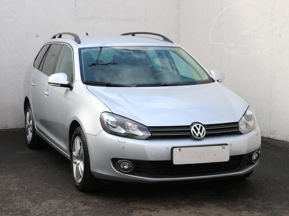Prodám Volkswagen Golf 2,0 TDI Serv.kniha, ČR