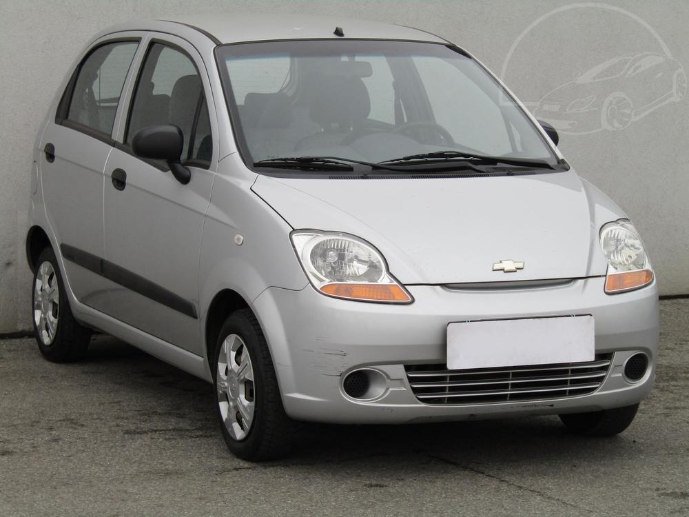 Prodám Chevrolet Spark 0.8 i 1.maj, ČR