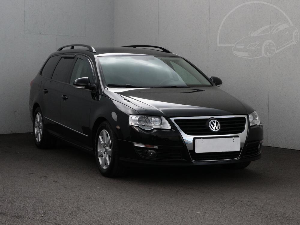 Prodám Volkswagen Passat 2,0 TDI Serv.kniha, ČR