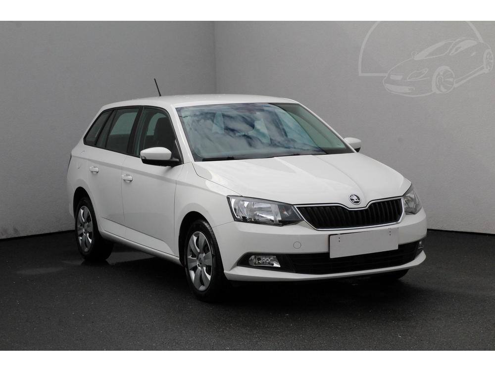 Prodám Škoda Fabia III 1.4 TDi Serv.kniha, ČR