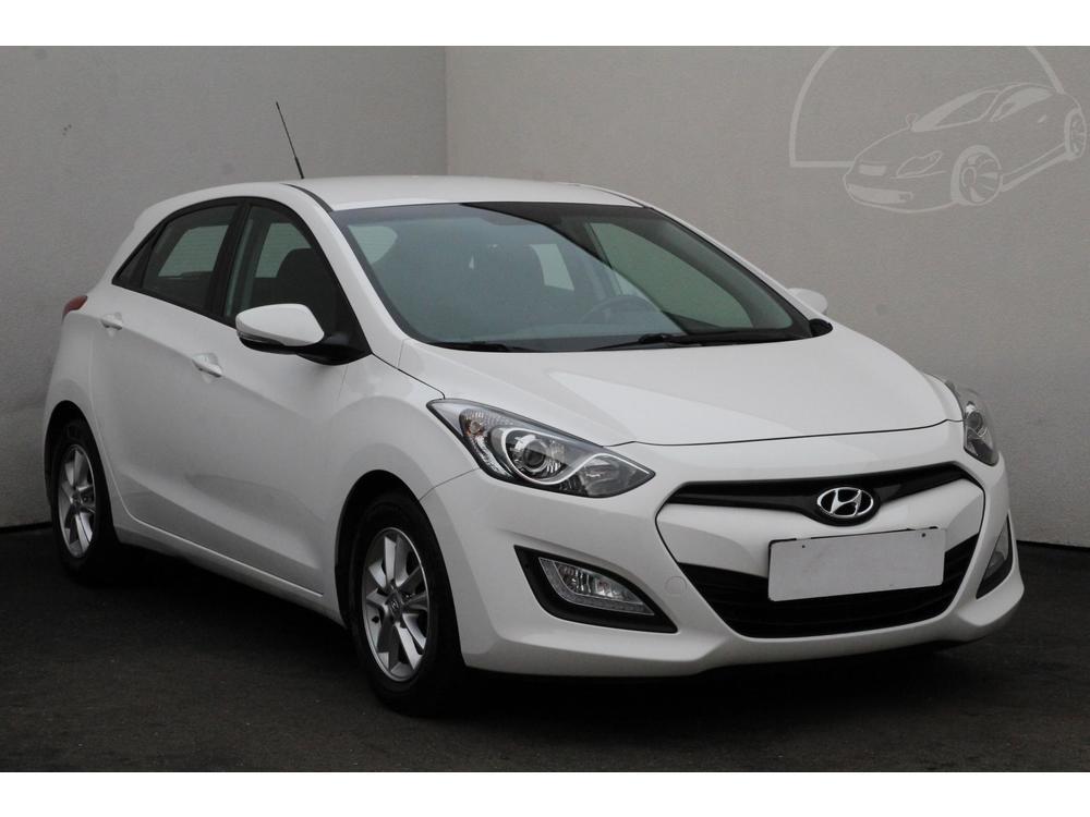 Prodám Hyundai i30 1.6 CRDI 1.maj Serv.kniha