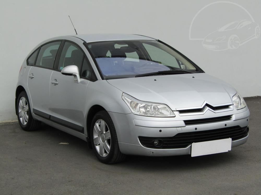 Prodám Citroën C4 1.6 16 V Serv.kniha, ČR