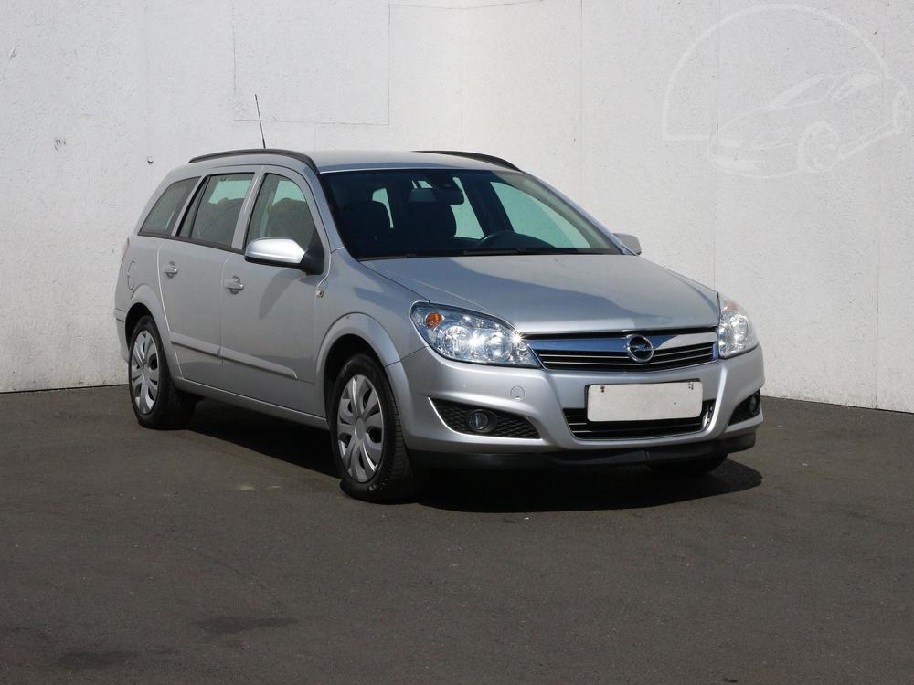 Prodám Opel Astra 1,9 CDTi Serv.kniha, ČR
