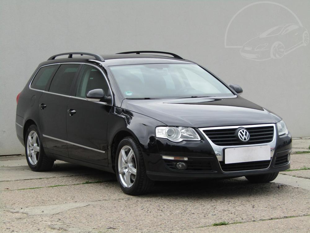 Prodám Volkswagen Passat 2.0 TDi Serv.kniha