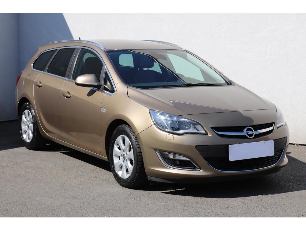 Prodám Opel Astra 1.7 CDTi Serv.kniha, ČR
