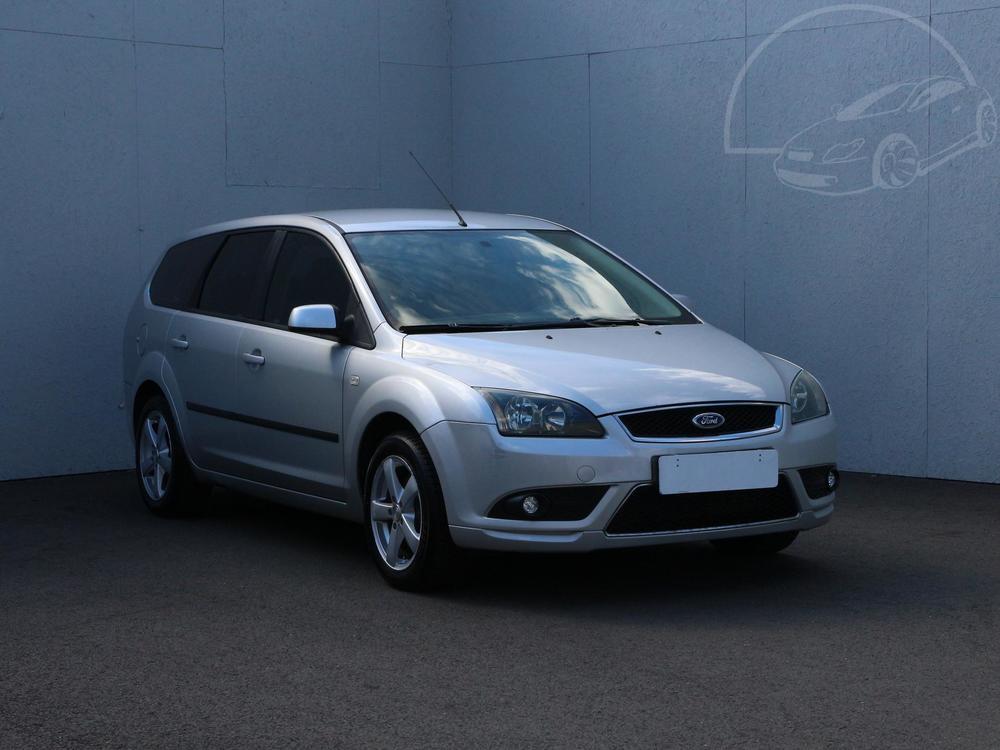 Prodám Ford Focus 1.8 TDCi, ČR