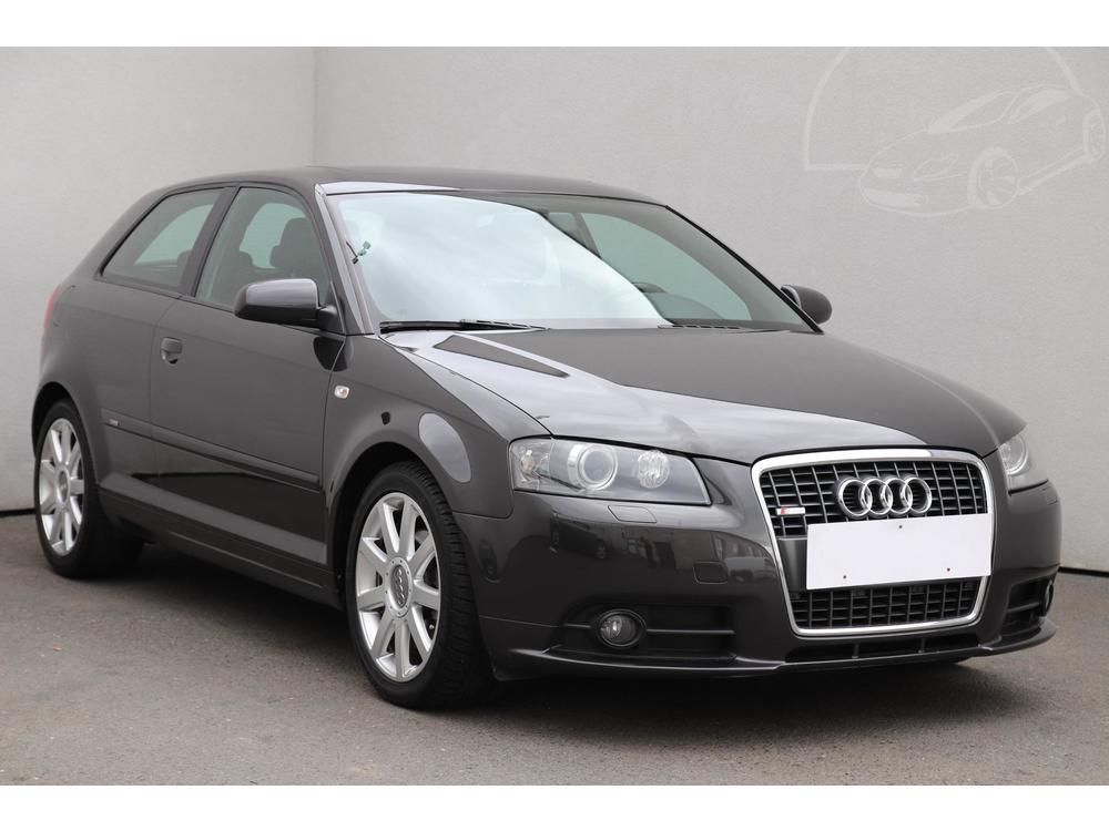 Prodám Audi A3 2.0 TDi Serv.kniha