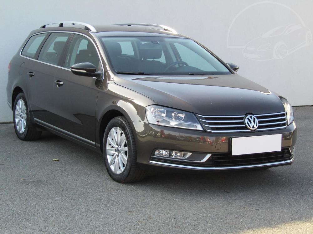Prodám Volkswagen Passat 1.6 TDI Serv.kniha, ČR
